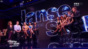 Sandrine Quétier dans Danse avec les Stars - 22/11/14 - 71