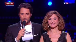 Sandrine Quétier dans Danse avec les Stars - 29/11/14 - 02
