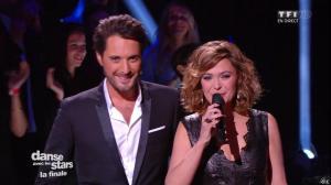 Sandrine Quétier dans Danse avec les Stars - 29/11/14 - 05