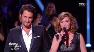Sandrine Quétier dans Danse avec les Stars - 29/11/14 - 07