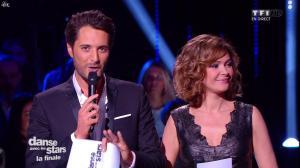 Sandrine Quétier dans Danse avec les Stars - 29/11/14 - 08