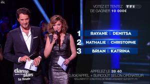 Sandrine Quétier dans Danse avec les Stars - 29/11/14 - 09