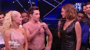 Sandrine Quétier dans Danse avec les Stars - 29/11/14 - 14
