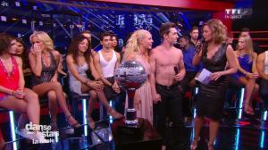 Sandrine Quétier dans Danse avec les Stars - 29/11/14 - 15