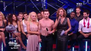 Sandrine Quétier dans Danse avec les Stars - 29/11/14 - 16