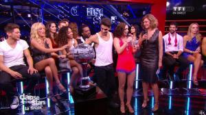 Sandrine Quétier dans Danse avec les Stars - 29/11/14 - 25
