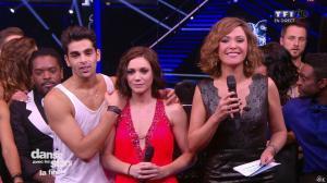 Sandrine Quétier dans Danse avec les Stars - 29/11/14 - 26