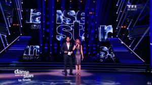 Sandrine Quétier dans Danse avec les Stars - 29/11/14 - 29