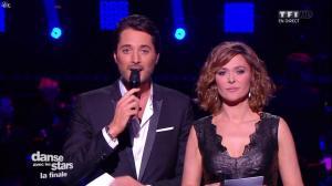 Sandrine Quétier dans Danse avec les Stars - 29/11/14 - 32