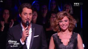 Sandrine Quétier dans Danse avec les Stars - 29/11/14 - 35