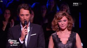 Sandrine Quétier dans Danse avec les Stars - 29/11/14 - 37