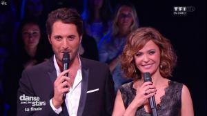 Sandrine Quétier dans Danse avec les Stars - 29/11/14 - 41