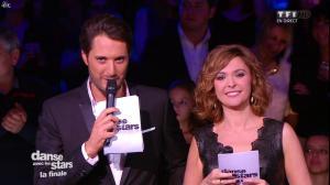 Sandrine Quétier dans Danse avec les Stars - 29/11/14 - 47