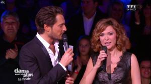 Sandrine Quétier dans Danse avec les Stars - 29/11/14 - 48