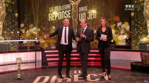 Sandrine Quétier dans En Direct avec Arthur - 19/12/14 - 04