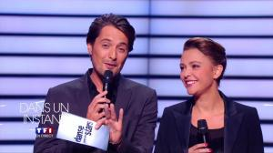 Sandrine Quétier dans Pre Annonce de Danse avec les Stars - 12/10/13 - 01