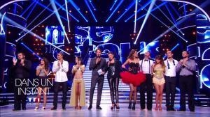 Sandrine Quétier, Tal, Alizée, Laury Thilleman et Laetitia Milot dans Pre Annonce de Danse avec les Stars - 12/10/13 - 02