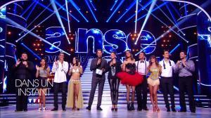 Sandrine Quétier, Tal, Alizée, Laury Thilleman et Laetitia Milot dans Pre Annonce de Danse avec les Stars - 12/10/13 - 05