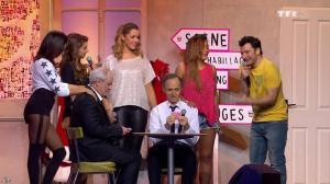 Shy m, Chimène Badi et Tal dans les Enfoires - 14/03/14 - 04