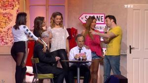 Shy m, Chimène Badi et Tal dans les Enfoires - 14/03/14 - 05