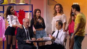 Shy m, Chimène Badi et Tal dans les Enfoires - 14/03/14 - 07