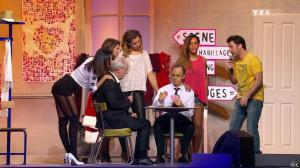 Shy m, Chimène Badi et Tal dans les Enfoires - 14/03/14 - 08