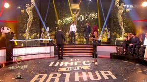 Shy m dans En Direct avec Arthur - 19/12/14 - 07