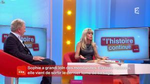 Sophie Audouin Mamikonian dans Toute une Histoire - 24/10/14 - 166