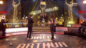 Sophie Davant dans En Direct avec Arthur - 19/12/14 - 001