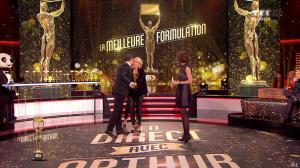 Sophie Davant dans En Direct avec Arthur - 19/12/14 - 004