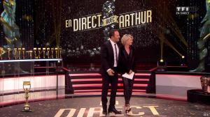 Sophie Davant dans En Direct avec Arthur - 19/12/14 - 087