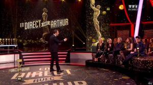 Sophie Davant dans En Direct avec Arthur - 19/12/14 - 090