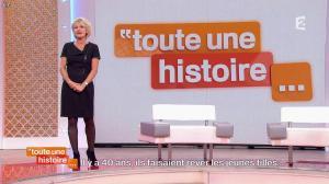 Sophie Davant dans Toute une Histoire - 03/12/14 - 01