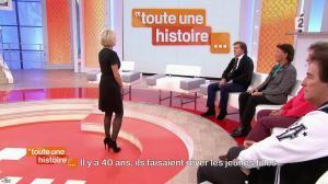 Sophie Davant dans Toute une Histoire - 03/12/14 - 02