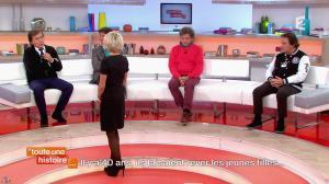 Sophie Davant dans Toute une Histoire - 03/12/14 - 03