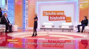 Sophie Davant dans Toute une Histoire - 03/12/14 - 06