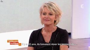 Sophie Davant dans Toute une Histoire - 03/12/14 - 07