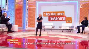 Sophie Davant dans Toute une Histoire - 03/12/14 - 08