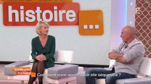 Sophie Davant dans Toute une Histoire - 04/12/14 - 01