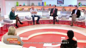 Sophie Davant dans Toute une Histoire - 04/12/14 - 03