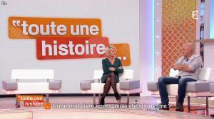 Sophie Davant dans Toute une Histoire - 04/12/14 - 04