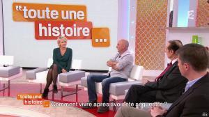 Sophie Davant dans Toute une Histoire - 04/12/14 - 05