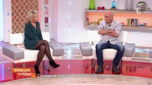 Sophie Davant dans Toute une Histoire - 04/12/14 - 06