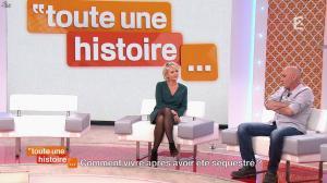 Sophie Davant dans Toute une Histoire - 04/12/14 - 07