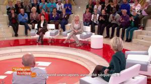 Sophie Davant dans Toute une Histoire - 04/12/14 - 08