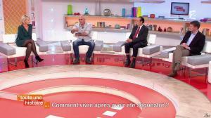 Sophie Davant dans Toute une Histoire - 04/12/14 - 09