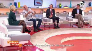 Sophie Davant dans Toute une Histoire - 04/12/14 - 10