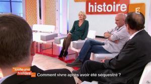 Sophie Davant dans Toute une Histoire - 04/12/14 - 13