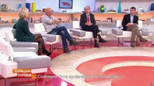 Sophie Davant dans Toute une Histoire - 04/12/14 - 15