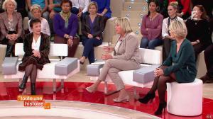 Sophie Davant dans Toute une Histoire - 04/12/14 - 17